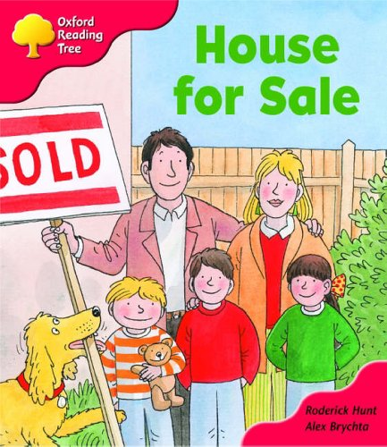 9780198451532: Oxford Reading Tree: Stage 4: Storybooks: House For Sale