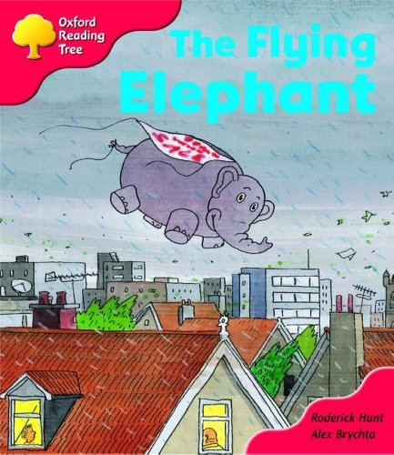 9780198451747: Oxford Reading Tree: Stage 4: More Storybooks: the Flying Elephant: Pack B