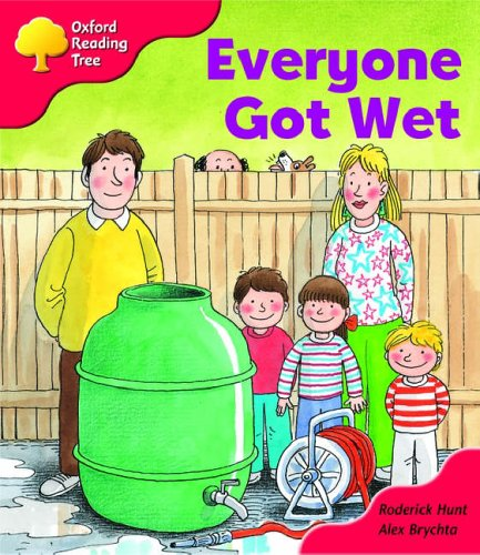 9780198451754: Oxford Reading Tree: Stage 4: More Storybooks: Everyone Got Wet