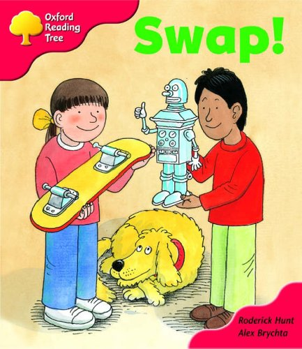 9780198451785: Oxford Reading Tree: Stage 4: More Storybooks: Swap!: Pack B