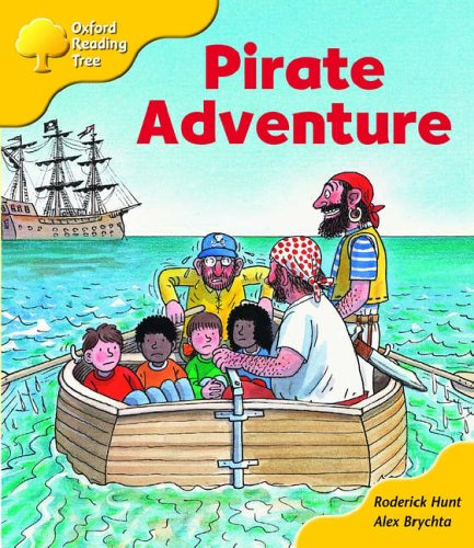 9780198451846: Oxford Reading Tree: Stage 5: Storybooks (Magic Key): Pirate Adventure