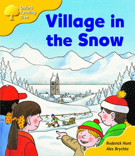 9780198451884: Oxford Reading Tree: Stage 5: Storybooks (magic Key): Village in the Snow