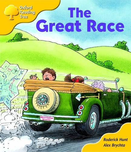 9780198451938: Oxford Reading Tree: Stage 5: More Storybooks (Magic Key): The Great Race: Pack A