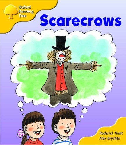 9780198452089: Oxford Reading Tree: Stage 5: More Storybooks (Magic Key): Scarecrows