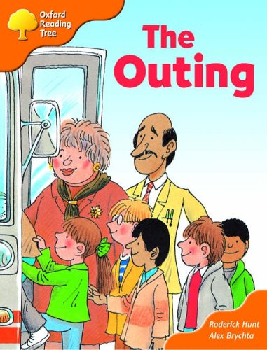 9780198452164: Oxford Reading Tree: Stages 6-7: Storybooks: The Outing