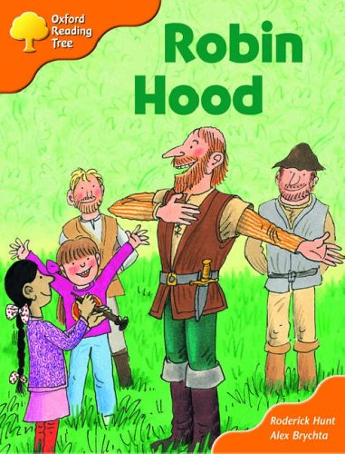 9780198452171: Oxford Reading Tree: Stages 6-7: Storybooks (Magic Key): Robin Hood