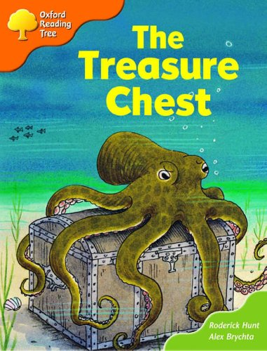 9780198452188: Oxford Reading Tree: Stages 6-7: Storybooks (Magic Key): The Treasure Chest