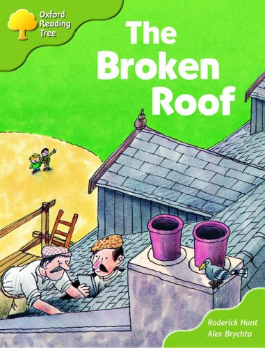 9780198452195: Oxford Reading Tree: Stages 6-7: Storybooks (Magic Key): The Broken Roof