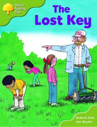 9780198452218: Oxford Reading Tree: Stages 6-7: Storybooks (Magic Key): The Lost Key