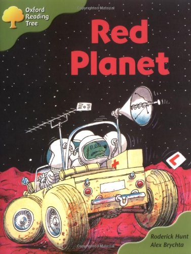 9780198452225: Oxford Reading Tree: Stages 6-7: Storybooks (magic Key): Red Planet