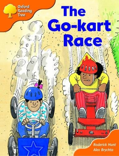 9780198452294: Oxford Reading Tree: Stage 6: More Storybooks: The Go-Kart Race: Pack A