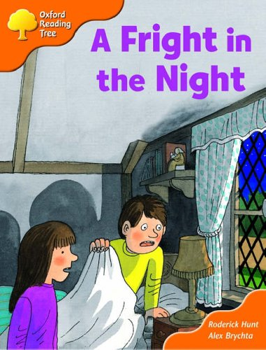 9780198452300: Oxford Reading Tree: Stage 6: More Storybooks: A Fright in the Night