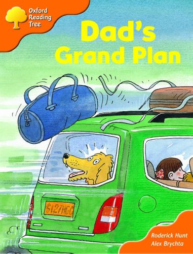 9780198452478: Oxford Reading Tree: Stages 6-7: More Storybooks: Dad's Grand Plan