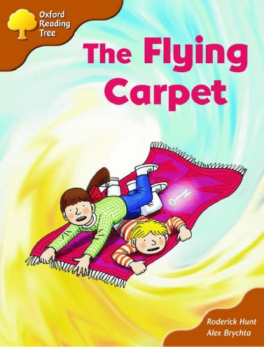 9780198452577: Oxford Reading Tree: Stage 8: Storybooks (Magic Key): The Flying Carpet