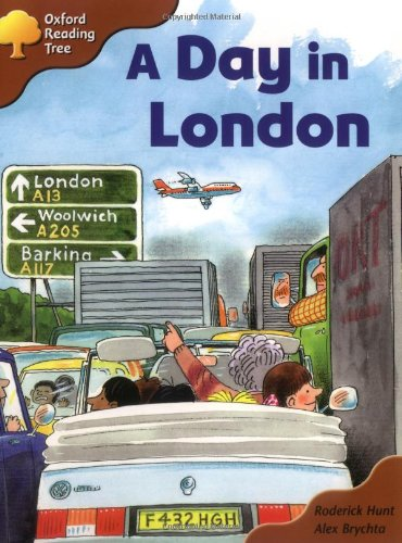 9780198452591: Oxford Reading Tree: Stage 8: Storybooks: A Day in London