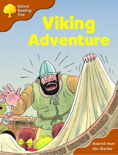 9780198452621: Oxford Reading Tree: Stage 8: Storybooks (Magic Key): Viking Adventure