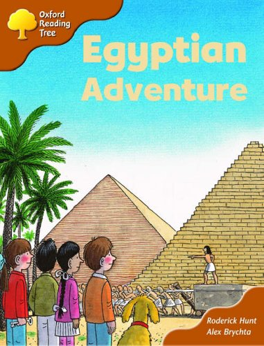 9780198452676: Oxford Reading Tree: Stage 8: More Storybooks (magic Key): Egyptian Adventure