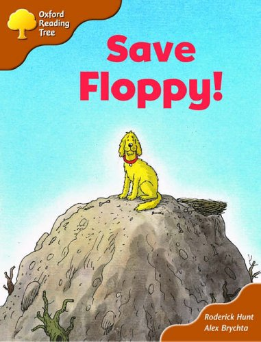 9780198452683: Oxford Reading Tree: Stage 8: More Storybooks (magic Key): Save Floppy!