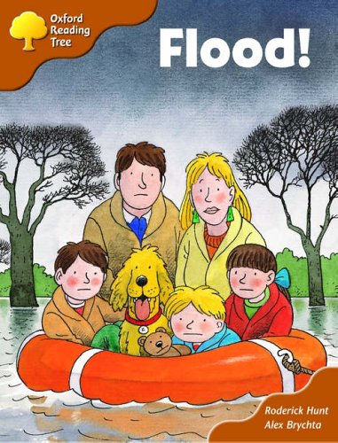 9780198452720: Oxford Reading Tree: Stage 8: More Storybooks: Flood!