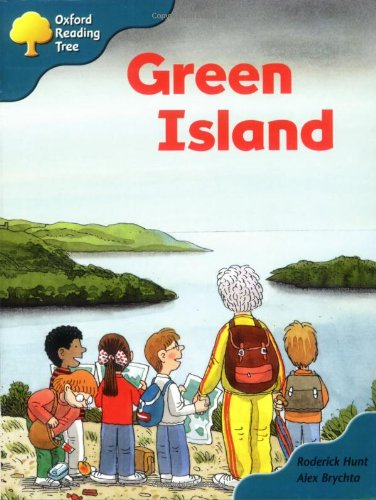 9780198452775: Oxford Reading Tree: Stage 9: Storybooks: Green Island