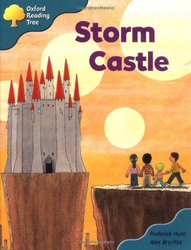 9780198452805: Oxford Reading Tree: Stage 9: Storybooks (Magic Key): Storm Castle