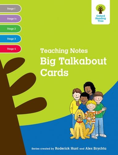 9780198453345: Oxford Reading Tree: Levels 1-4: Big Talkabout Cards Teaching Notes