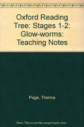 9780198453734: Oxford Reading Tree: Stages 1-2: Glow-worms: Teaching Notes