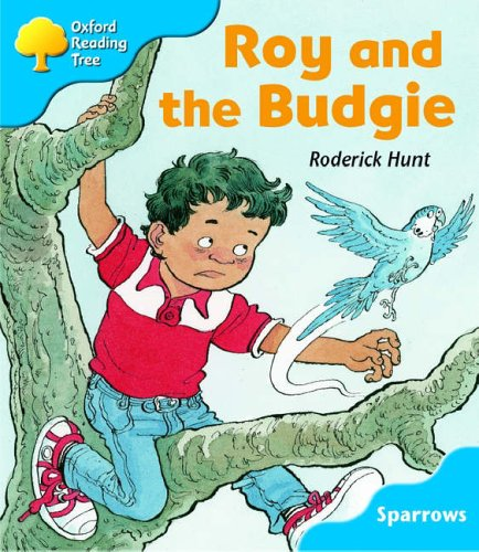 9780198453857: Oxford Reading Tree: Level 3: Sparrows: Roy and the Budgie