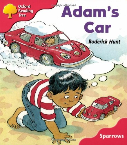 9780198453970: Oxford Reading Tree: Level 4: Sparrows: Adam's New Car
