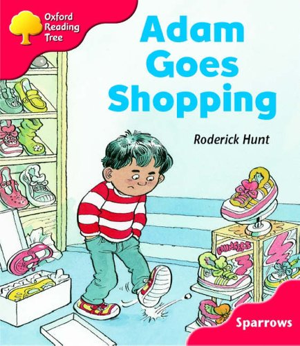 9780198453994: Oxford Reading Tree: Level 4: Sparrows: Adam Goes Shopping