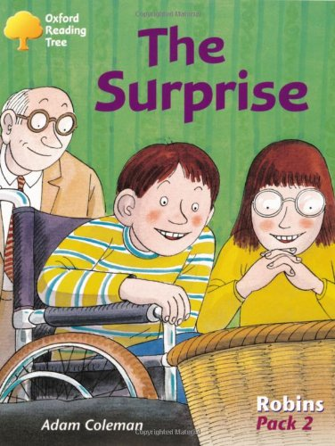 9780198454083: Oxford Reading Tree: Levels 6-10: Robins: Pack 2: the Surprise