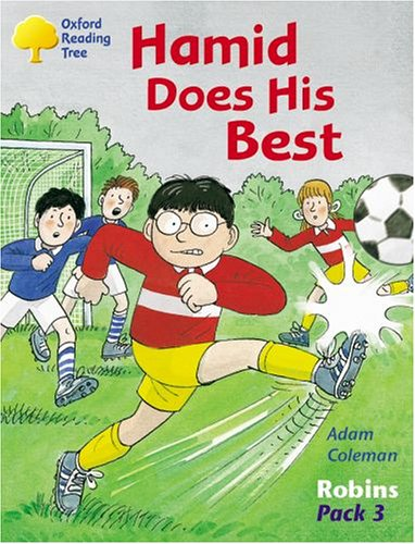 Oxford Reading Tree: Robins Pack 3: Hamid: Coleman, Adam