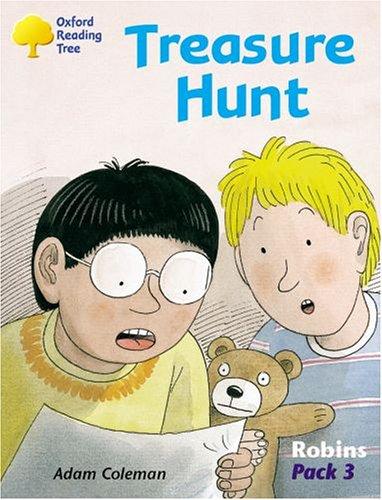 9780198454175: Oxford Reading Tree: Levels 6-10: Robins: Treasure Hunt (Pack 3)