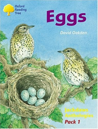 9780198454366: Oxford Reading Tree: Levels 8-11: Jackdaws: Pack 1 (6 books, 1 of each title)