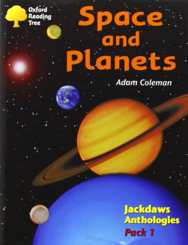 9780198454403: Oxford Reading Tree: Levels 8-11: Jackdaws: Space and Planets (Pack 1)