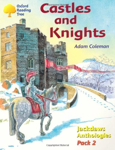 9780198454502: Oxford Reading Tree: Levels 8-11: Jackdaws: Castles and Knights (Pack 2)
