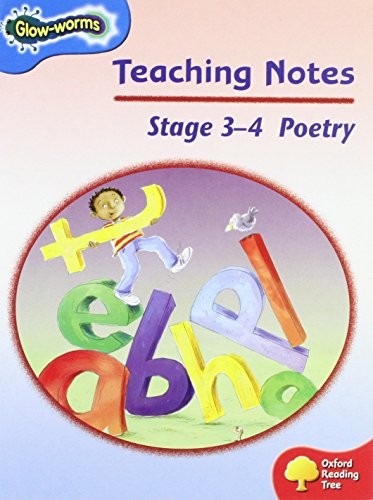 9780198454816: Oxford Reading Tree: Stages 3-4: Glow-worms: Teaching Notes