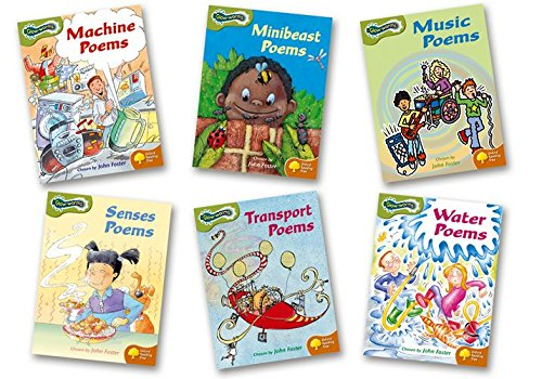 9780198454854: Oxford Reading Tree: Levels 7-8: Glow-worms: Mixed Pack (6 books, 1 of each title)