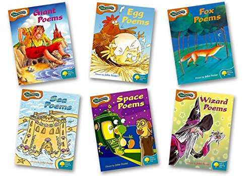 9780198454885: Oxford Reading Tree: Levels 8-9: Glow-worms: Pack (6 books, 1 of each title)