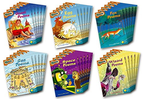 9780198454892: Oxford Reading Tree: Levels 8-9: Glow-worms: Class Pack (36 books, 6 of each title)