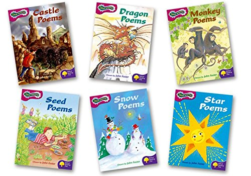 9780198454915: Oxford Reading Tree: Levels 10-11: Glow-worms: Pack (6 books, 1 of each title)
