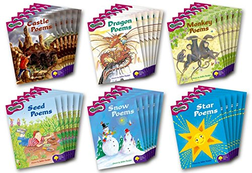 9780198454922: Oxford Reading Tree: Levels 10-11: Glow-worms: Class Pack (36 books, 6 of each book)