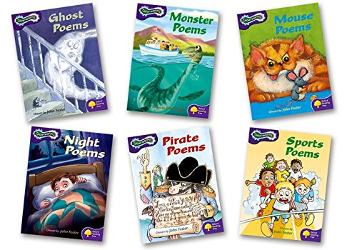 9780198454946: Oxford Reading Tree: Level 11: Glow-worms: Pack (6 books, 1 of each title)