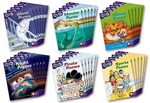 9780198454953: Oxford Reading Tree: Level 11: Glow-worms: Class Pack (36 books, 6 of each title)