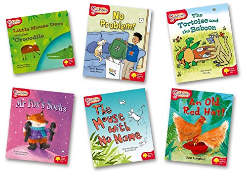 9780198454977: Oxford Reading Tree: Level 4: Snapdragons: Pack (6 books, 1 of each title)