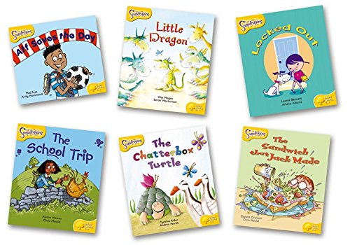 9780198454984: Oxford Reading Tree: Stage 5: Snapdragons: Pack (6 Books, 1 of Each Title)