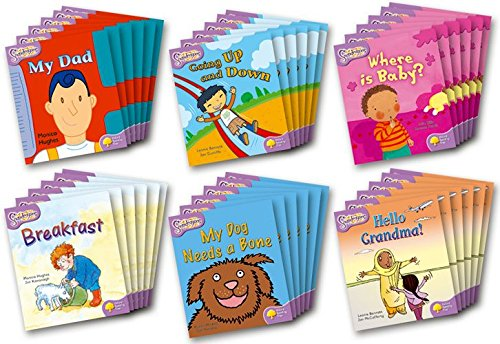 9780198455004: Oxford Reading Tree: Level 1+: Snapdragons: Class Pack (36 books, 6 of each title)
