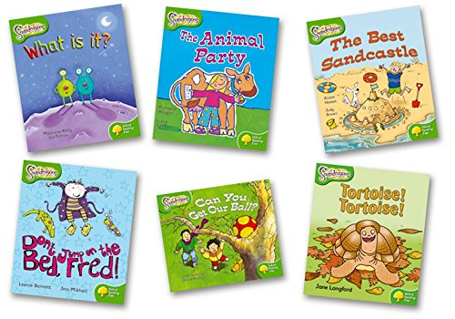 9780198455080: Oxford Reading Tree: Level 2: Snapdragons: Pack (6 books, 1 of each title)