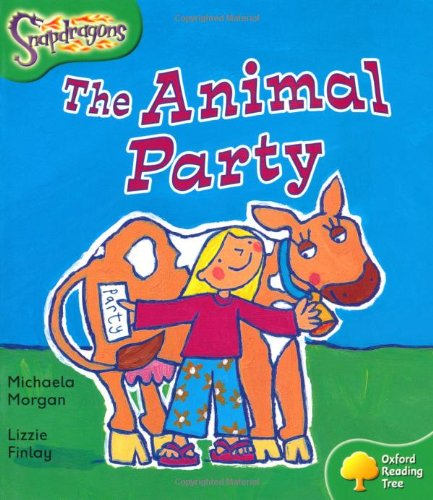 9780198455110: Oxford Reading Tree: Level 2: Snapdragons: The Animal Party