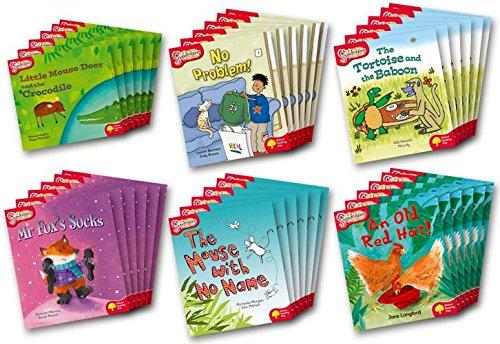 9780198455271: Oxford Reading Tree: Level 4: Snapdragons: Class Pack (36 books, 6 of each title)